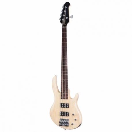 Bajo Eléctrico GIBSON New EB Bass 5 String T 2017 Natural Satin  BAEB517NSCH1 - Envío Gratuito