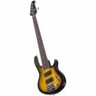 Bajo Eléctrico GIBSON New EB Bass 5 String T 2017 Satin Vintage Sunburst  BAEB517SVCH1