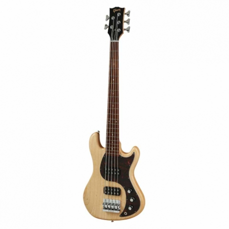 Bajo Eléctrico GIBSON 5 String EB Bass Natural Vintage Gloss BAEB5N5CH1 - Envío Gratuito