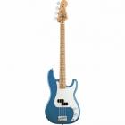 Bajo Eléctrico Fender Standard Precision Bass Maple Fingerboard Lake Placid Blue No Bag  0146102502