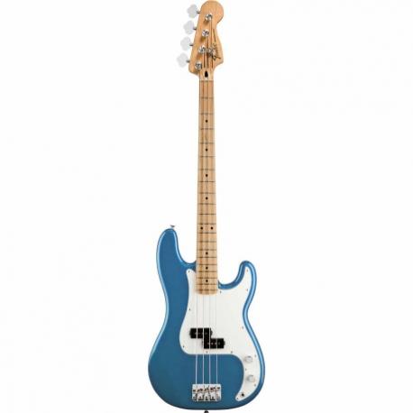 Bajo Eléctrico Fender Standard Precision Bass Maple Fingerboard Lake Placid Blue No Bag  0146102502 - Envío Gratuito