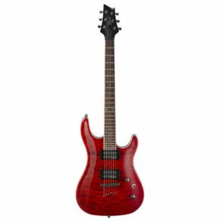 Guitarra Eléctrica CORT GUITARRA ELEC. KX VINO MOD. KX1Q BC  8213963 - Envío Gratuito