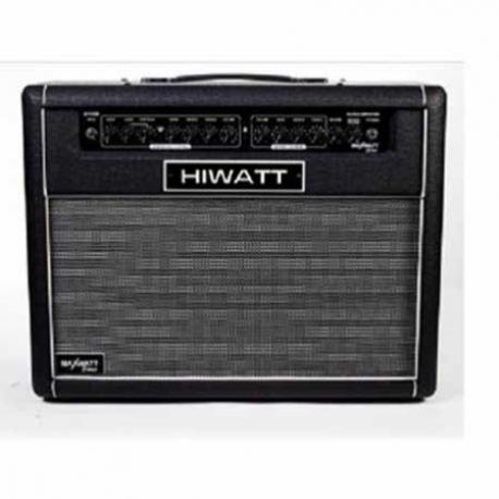 Amplificador de Guitarra HIWATT COMBO HI WATT P/GUITARRA MOD. G5012CMR  ICHIWG5012CMR - Envío Gratuito