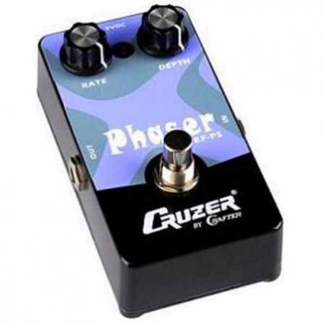 Amplificador de Guitarra CRUZER PEDAL CRUZER MOD. EF-PS PHASER  VACRZEFPS - Envío Gratuito