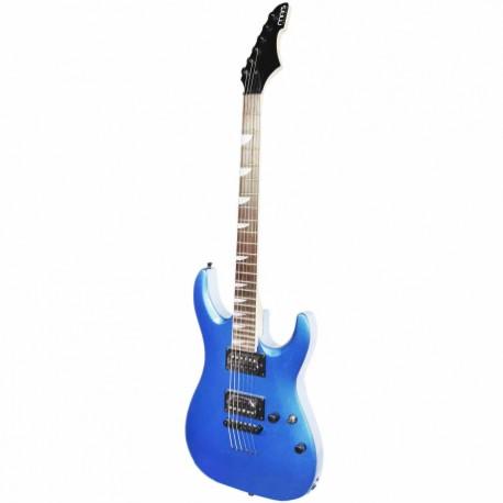 Guitarra Eléctrica MARS GUITARRA MARS ELECTRICA METAL SCORPION  ISMASMETALSCORDBL - Envío Gratuito