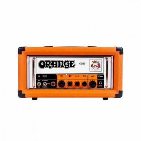 Amplificador de Guitarra ORANGE AMPLI. GUITARRA ELEC. ORANGE, 15W MOD. OR15H  8000141 - Envío Gratuito